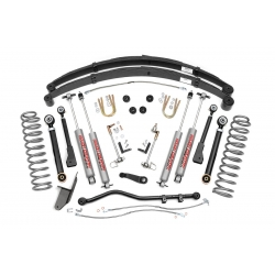 "4,5"" Rough Country Lift Kit Pro zawieszenie - Jeep Cherokee XJ"