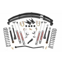 "6,5"" Rough Country Lift Kit zawieszenie - Jeep Cherokee XJ"