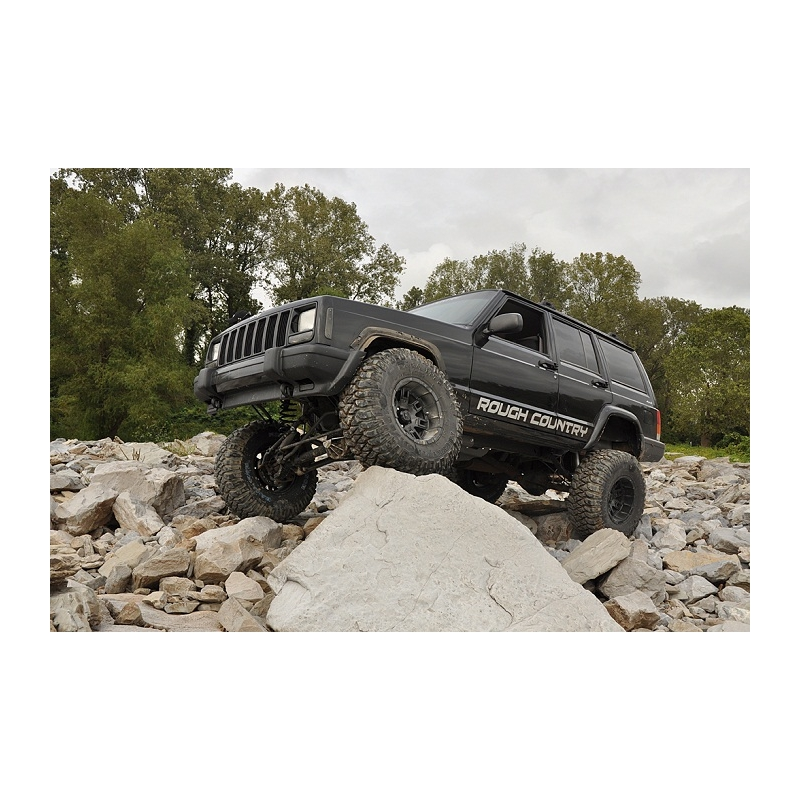 """6,5"""" Long Arm Rough Country Lift Kit Suspension"""