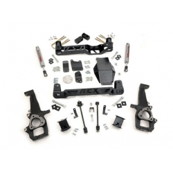 """4"""" Rough Country Lift Kit - Dodge RAM 1500 4WD 06-08"""