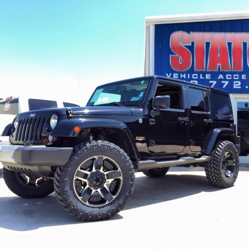 Alloy Wheel 8x17 5x127 Et10 Xd Series Model 811 Rockstar Ii Black Silver Jeep Wrangler Jk