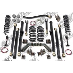 "5,5"" CLAYTON OFF ROAD Long Arm Lift Kit zawieszenie - Jeep Wrangler LJ"