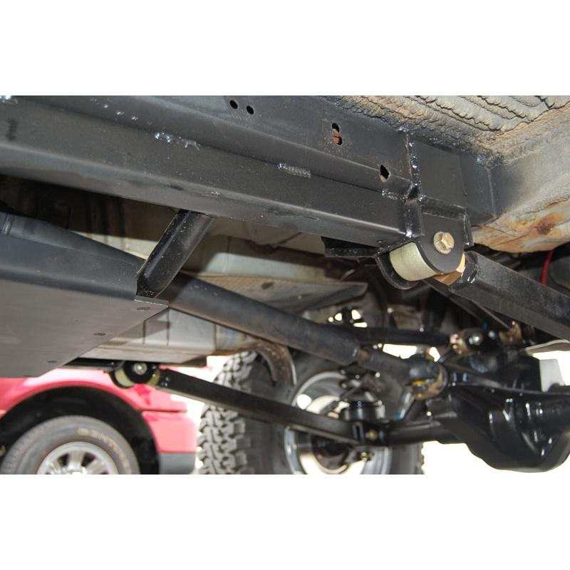 4 6in Long Arm Upgrade Kit For 97 06 Jeep Tj Wrangler