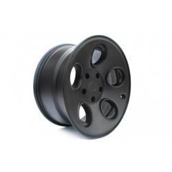 Felga Aluminiowa 8.5x17 5x127 ET+10 - AEV Savegre Black Jeep Wrangler JK