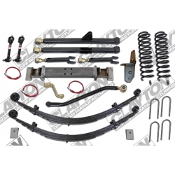 "6,5"" Long Arm Lift Kit zawieszenie CLAYTON OFF ROAD - Jeep Cherokee XJ"