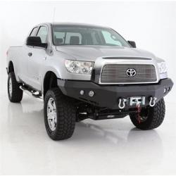 Zderzak przedni stalowy z p³yt± pod wyci±garkê SMITTYBILT - Toyota Tundra 07-14