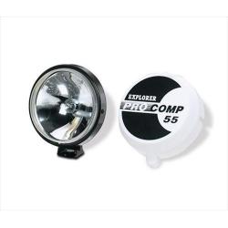 Halogen, reflektor 100W 15cm czarny Pro Comp