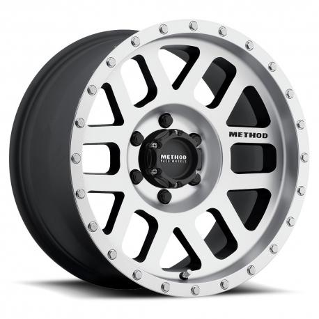 "Felga aluminiowa 8.5x17"" 5x127 ET 0  Machined 306 Method - Jeep Wrangler JK"