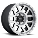 "Alloy Wheel 8.5x17"" 5x127 ET 0  Machined 306 Method - Jeep Wrangler JK"