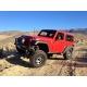 "Felga aluminiowa 9x17"" 5x127 ET-38 Beadlock Machined 105 Method - Jeep Wrangler JK"