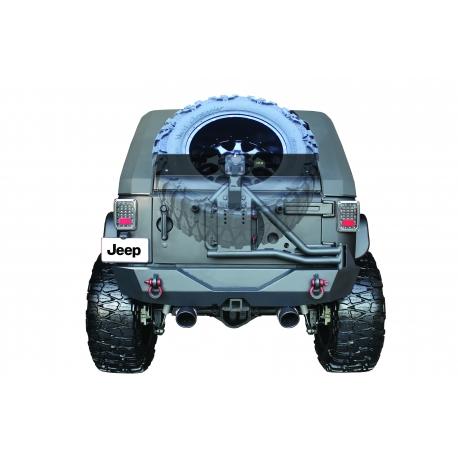 Mocowanie Ko³a Zapasowego Sko¶ne GO INDUSTRIES - Jeep Wrangler JK
