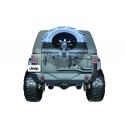Tire Mount Slant GO INDUSTRIES - Jeep Wrangler JK