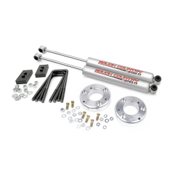 "2,5"" Rough Country Lift Kit - Ford F150 4WD 09-13"