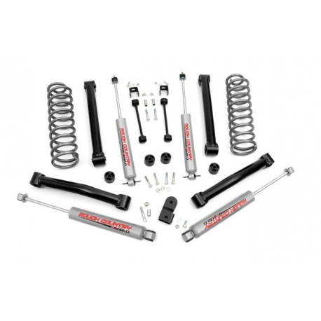 "3,5"" Rough Country Nitro Lift Kit zawieszenie - Jeep Grand Cherokee ZJ"