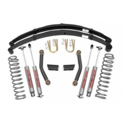 "3"" Rough Country Lift Kit Pro II zawieszenie - Jeep Cherokee XJ"