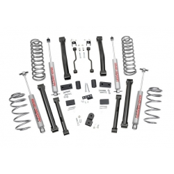 "4"" Rough Country Nitro Lift Kit suspension - Jeep Grand Cherokee ZJ"